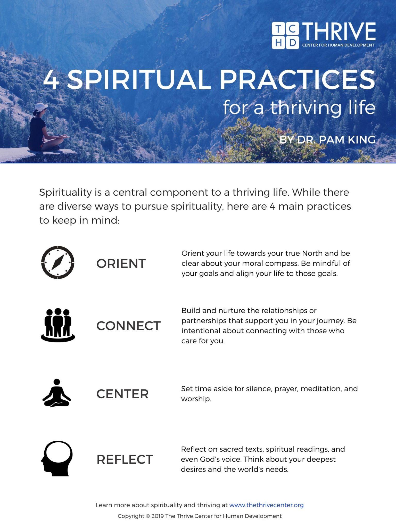 4 Spiritual Practices Preview