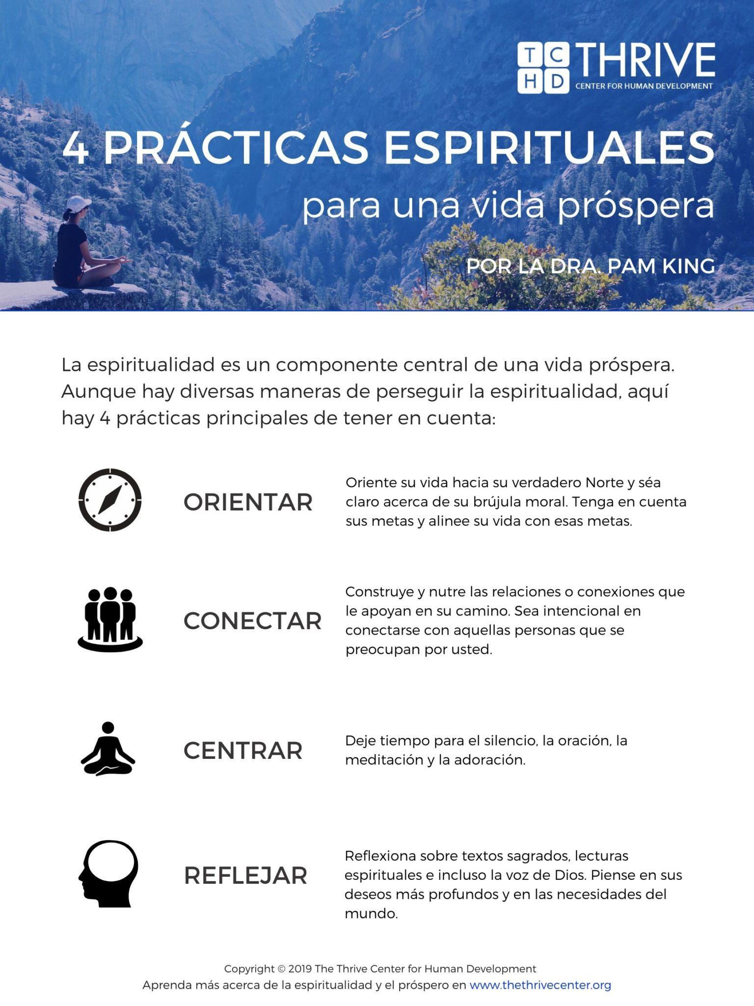 4 Practicas Espirituales