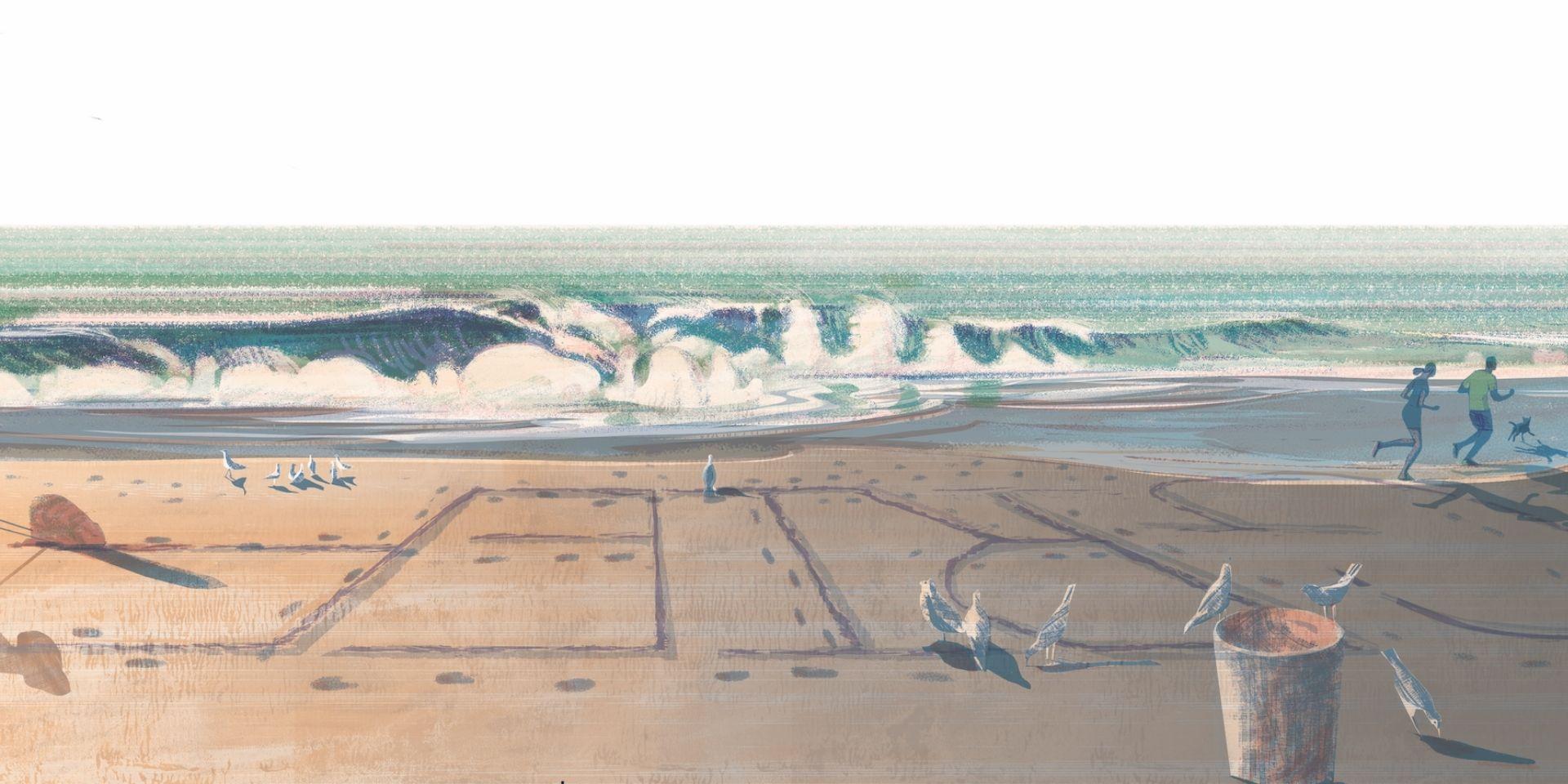 Grief Beach