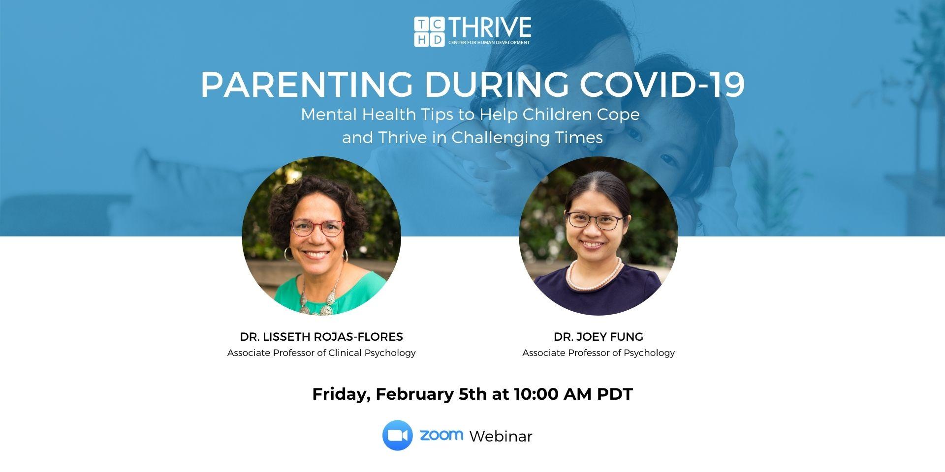 Parenting During COVID-19 Promo 1920x960
