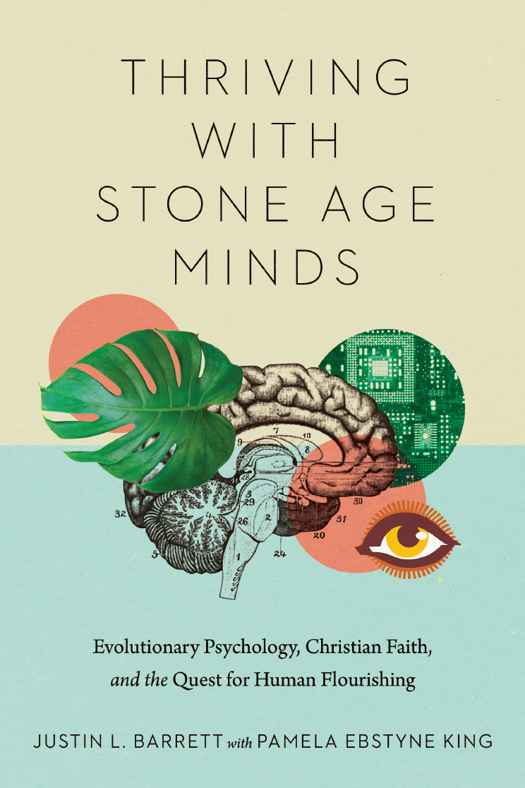 """""""Thriving with Stone Age Minds"""" cover"""