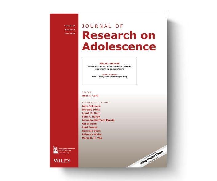 JRA, Vol 29, Num 1 special issue cover
