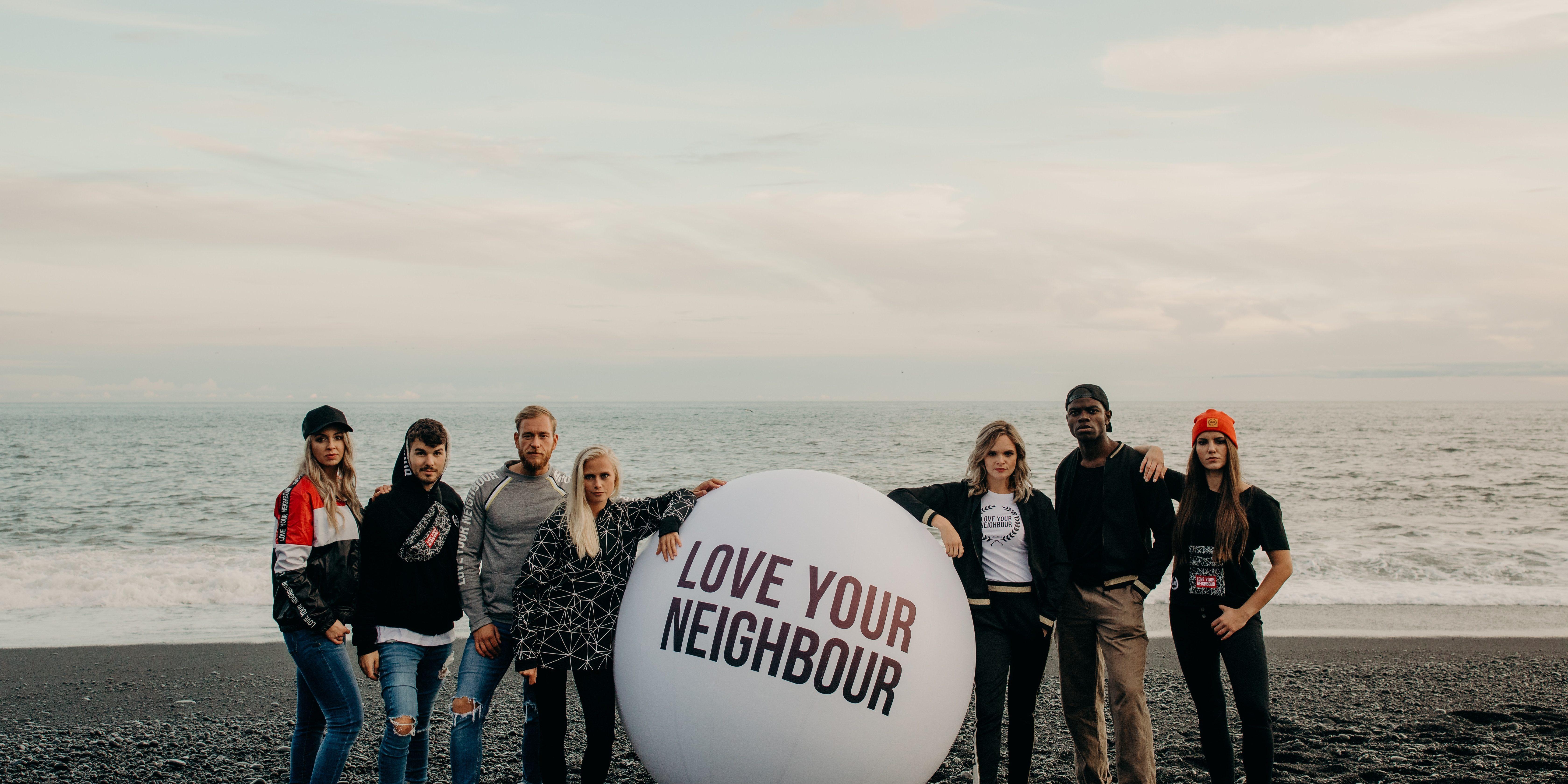 Love Thy Neighbor as Thy In-Group